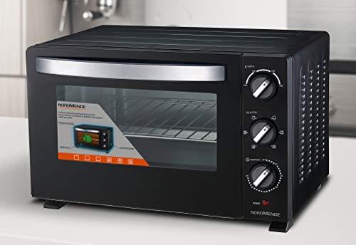 Nordmende Fornetto elettrico ventilato con capacit 30 L, Potenza 1500 W, 6 modalit di cottura,...