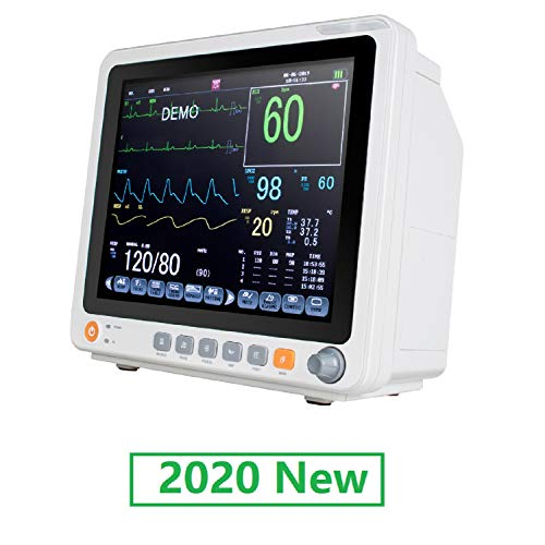 2020 New Fencia Vital Sign Patient Monitor-12.1' Touch Screen