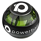 Powerball 280 Hz Autostart Collection - Appareil d'Exercice pour la Préhension et les Avant-bras, Renforce les Muscles des Avant-bras, Rééducation Douleur au Poignet, Fractures du Poignet (Autostart Classic)