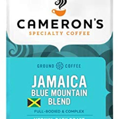 Cameron's Coffee Ground Jamaica Blue Blend