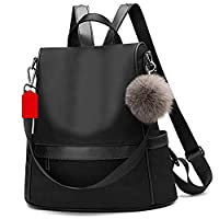 ★High Quality PU Leather✔ ★[*MATERIAL]: We use the soft high quality PU leather with heavy duty zipper hardware for this bag, soft, comfortable, safe, fashionable and durable, odorless and high-end. When you touch the bag, the lining is durable and s...