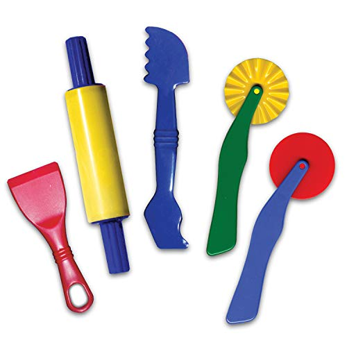 Play Dough Tools
