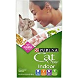 Purina Cat Chow Hairball, Healthy Weight, Indoor Dry Cat Food, Indoor, 3.15 Pound (Pack of 4)