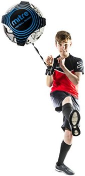 Mitre Solo Close Control and Skills Football Training Aid, Multicolor, One Size