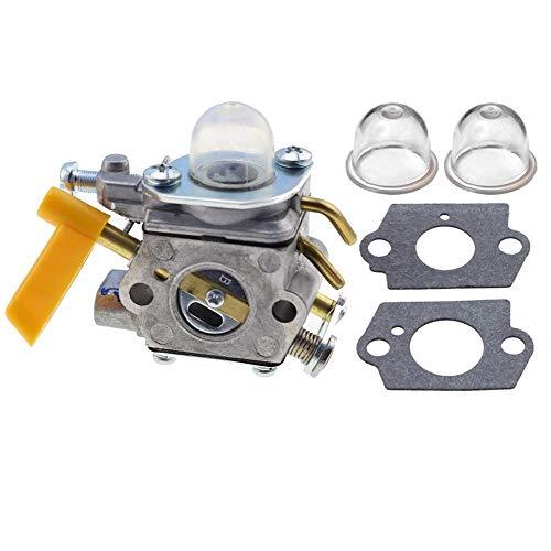 Hippotech 308054013 Carburatore C1U-H60 con 2 guarnizioni di Montaggio su Lampadina per Primer per...
