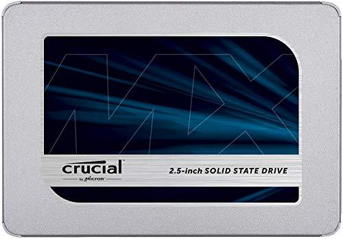 Crucial MX500 500GB CT500MX500SSD1 Unidad interna de estado...