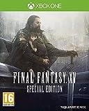 Le jeu Final Fantasy XV dans son Steelbook DLC: Arme Masamune