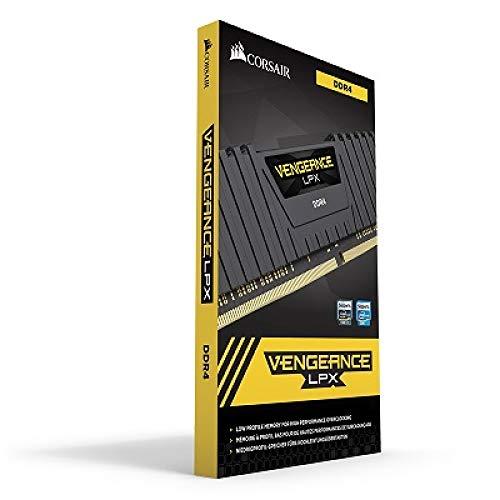 CORSAIR Vengeance LPX 8GB (1x8GB) DDR4 3200MHZ C16 Desktop RAM