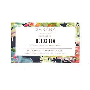Sakara Superherb Herbal Tea (20 pack) 10 - My Weight Loss Today