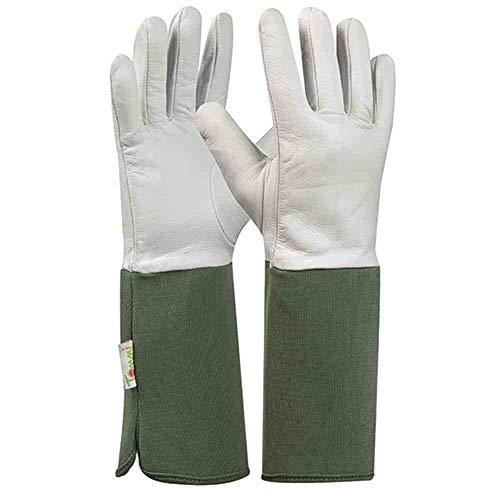 Tommi 779932 Handschuh Rose Größe XL, Grün