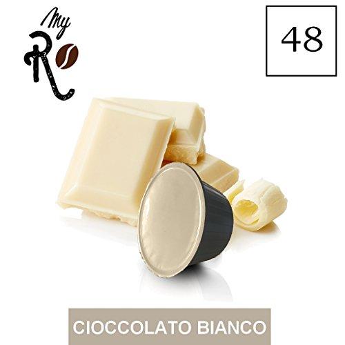 48 capsule compatibili Dolce Gusto - Cioccolato Bianco - MyRistretto