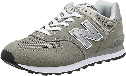 New Balance Herren 574v2 Core Sneaker, Grau (Grau), 43 EU
