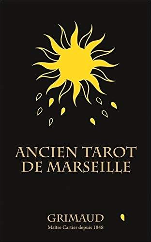 Coffret luxe or Ancien Tarot de Marseille