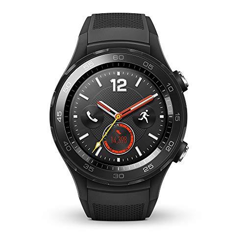 HUAWEI Watch 2 - Smartwatch Black