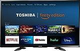 TOSHIBA 43LF711U20 43-inch 4K Ultra HD Smart LED TV HDR - Fire TV Edition