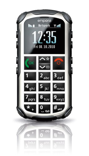 EMPORIA SOLID PLUS V33i – Rugged Senior Elderly BIG Button...