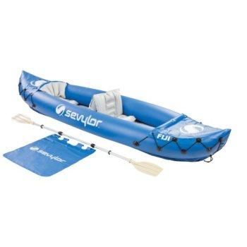 """Sevylor Fiji 2-Person Kayak , Blue, 10' 4"""" x 2' 9"""""""