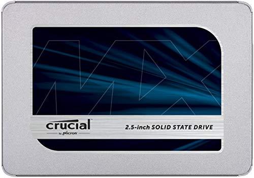 Crucial MX500 1TB CT1000MX500SSD1(Z) Unidad interna de estado...