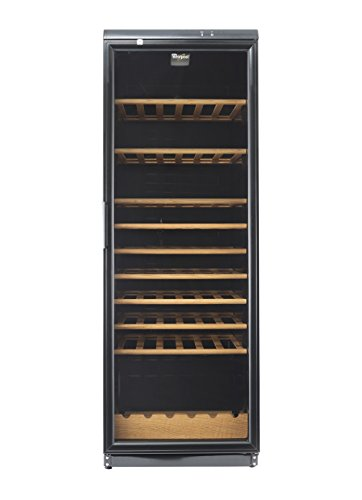 Whirlpool - Frigorifero professionale per vino, 350 l, 105 bottiglie