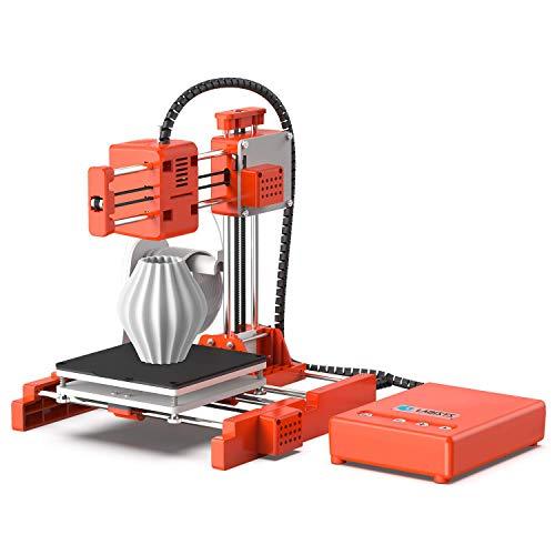 3D Drucker, LABISTS X1 3D Printer mit Magnetisches Herausnehmbares Druckoberfläche, Hochpräzise 3D-Druckerdüse Schnell-Slicen Schnellmontage-Bausatz Drucker
