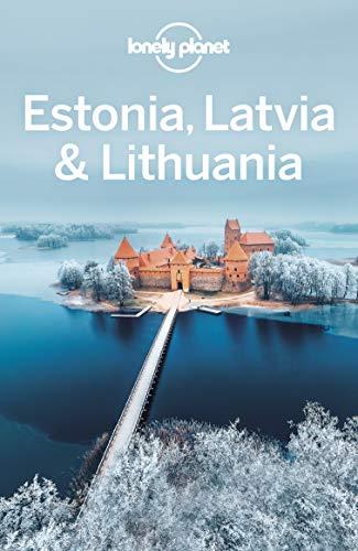 Lonely Planet Estonia, Latvia &...