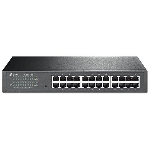 TP-Link TL-SG1024DE Switch Desktop Easy Smart, 24...