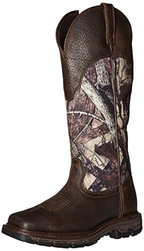 Ariat Men's Conquest Snakeboot H2O Hunting Boot, Real Tree Extra, 8.5 D US