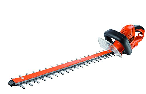 Black+Decker Elektrische Heckenschere GT5560 mit Kabelzugentlastung und...
