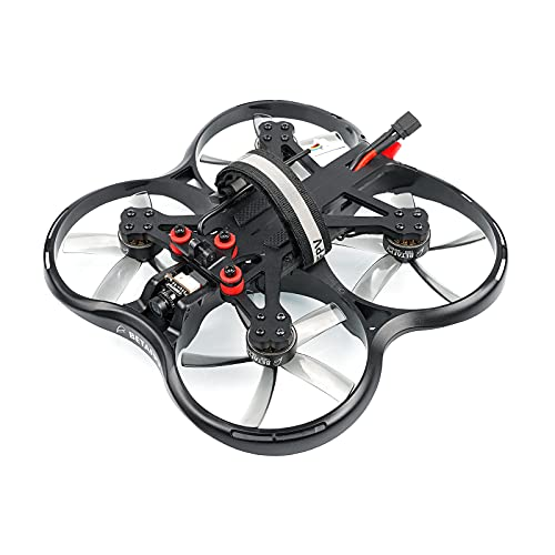 BETAFPV Pavo30 Pusher Whoop Drone Analog VTX 3-inch FPV Quadcopter TBS Crossfire with F722 AIO 35A Fligh Controller 1505 3400KV Motor M02 VTX for SMO 4K Camera FPV Filming Racing