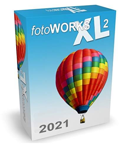 FotoWorks XL (2021) - Editor de Fotos, Software Fotografia Español, Edición Fotográfica, Editar Fotos, Programa Fotos - Muy fácil de usar