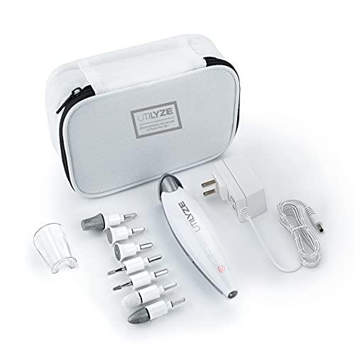 UTILYZE 10-in-1 Professional Electric Manicure &...