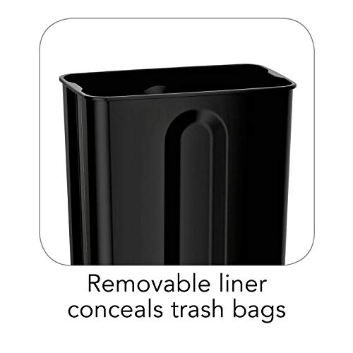 Product Image 7: Tramontina 13 Gallon Step Trash Can Stainless Steel Includes 2 Freshener Cartridges …