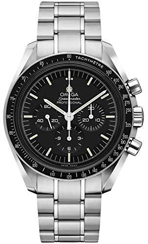 OMEGA Speedmaster Herren-Armbanduhr 42mm Armband Edelstahl Gehäuse + Handaufzug 311.30.42.30.01.006