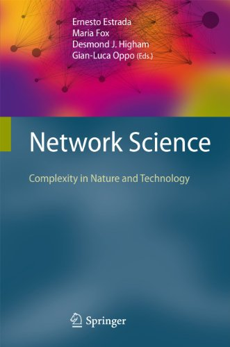 Network Science: Complexity in Nature and Technology 1