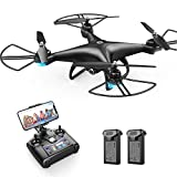 Holy Stone HS110D FPV RC Drone with 1080P HD Camera Live Video...