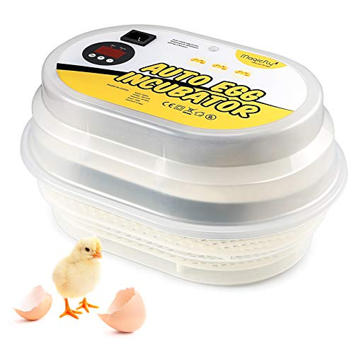 Magicfly Digital Mini Fully Automatic Egg...