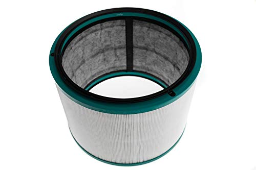 daniplus Pure Filter, Ersatzfilter passend für Dyson Ventilator Pure Hot + Cool Link - Nr.: 968101-04