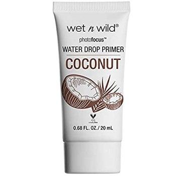 Wet n Wild Photofocus Water Drop Primer - 592A Coconut Dreamin' 0.68 fl oz (Pack of 1)