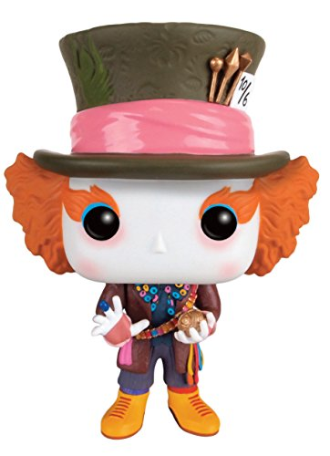 Funko- Alice Through The Looking Glass-Mad Hatter Figurina, Multicolore, 9381