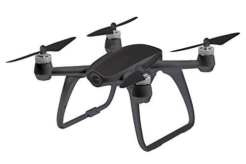 Walkera 15004580  Aibao Drone FPV 4K quadricottero RTF  FPV/UAV con Fotocamera 4K/UHD, Telecomando F8, Batteria, caricabatteria e App dedicata per Videogame, Nero