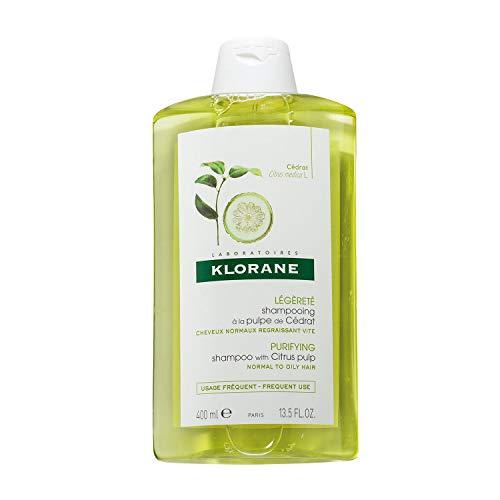 Klorane APF-129 Shampoo mit Zitrusfruchtfleisch, 400ml
