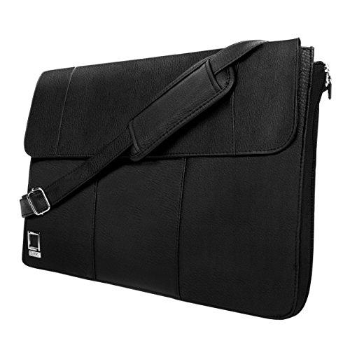 Lencca Axis Laptop Portfolio Hybrid Sling Bag for Dell Latitude/Inspiron/Precision Mobile Workstation/XPS / 14'-15.6in Laptops