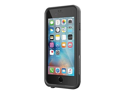 Lifeproof FR Series Iphone 6/6s Waterproof Case (4.7' Version) - Retail Packaging - Black