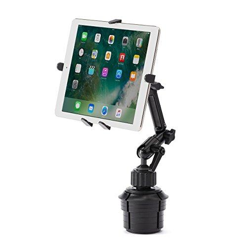 サンワダイレクト iPad タブレット 車載ホルダーアーム カップホルダー/ドリンクホルダー設置 7~11インチ...