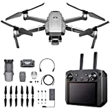 DJI Mavic 2 Pro - Drone Quadcopter UAV with Smart Controller with Hasselblad Camera 3-Axis Gimbal...