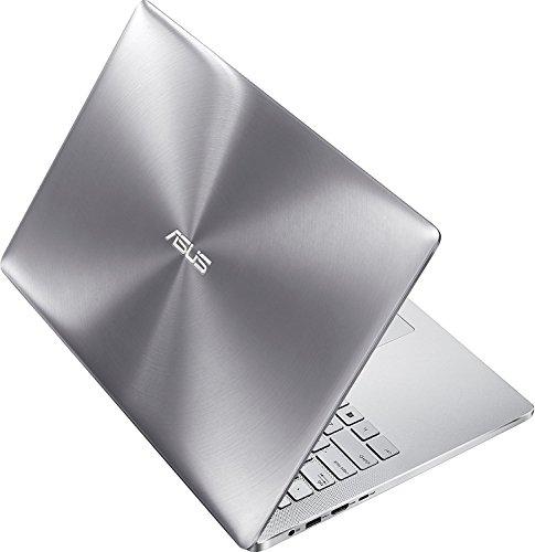 "ASUS ZenBook Pro UX501VW 15.6"" 4K TouchScreen UltraBook: Intel Quad Core i7-6700HQ   512GB NVMe SSD   16 DDR4   NVIDIA GTX 960M 4GB   IPS UHD (3840x2160)   Thunderbolt III   Windows 10 Professional"