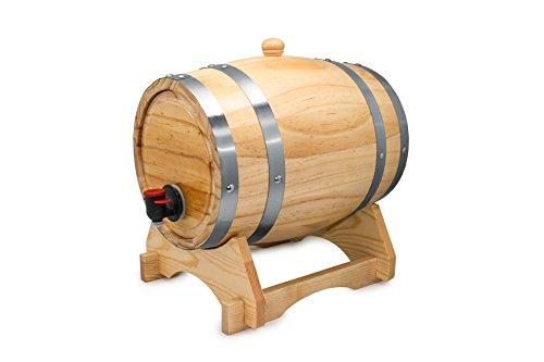 Vin Bouquet Dispenser di Vino, Legno, Marrone, 31 x 22 x 23.5 cm, 3 unit