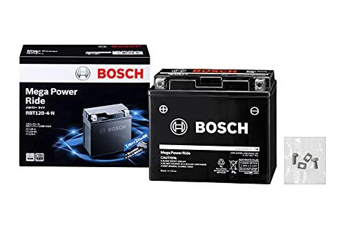 BOSCH (ボッシュ)メガ・パワー・ライド 液入充電済 バイク用バッテリー