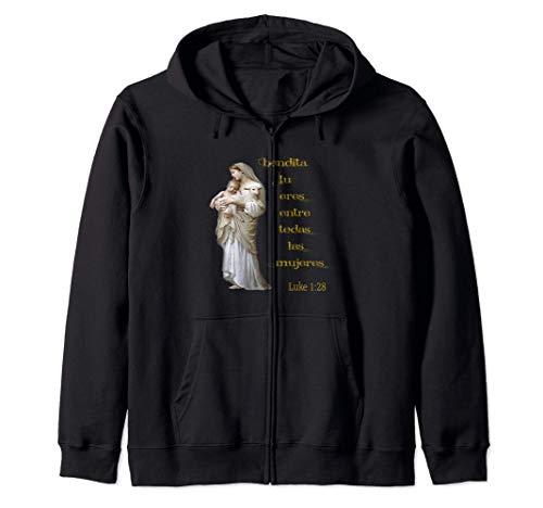 Nuestra Senora Virgen del Cordero Español Ave Maria Sudader
