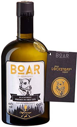 Boar Blackforest Premium Dry Gin / Gin des Jahres (ISW2021) / höchstprämierter Gin der Welt /...